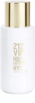Carolina Herrera 212 VIP тоалетно мляко за тяло за жени 1