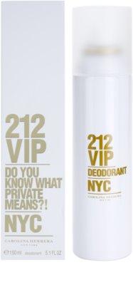 Carolina Herrera 212 VIP дезодорант-спрей для жінок