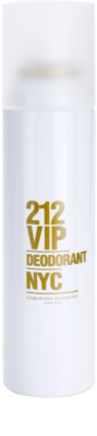 Carolina Herrera 212 VIP deodorant Spray para mulheres 1