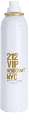 Carolina Herrera 212 VIP deodorant Spray para mulheres 2