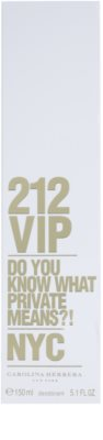 Carolina Herrera 212 VIP deodorant Spray para mulheres 3