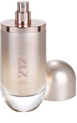 Carolina Herrera 212 VIP Rose eau de parfum teszter nőknek 1