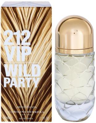Carolina Herrera 212 VIP Wild Party toaletná voda pre ženy