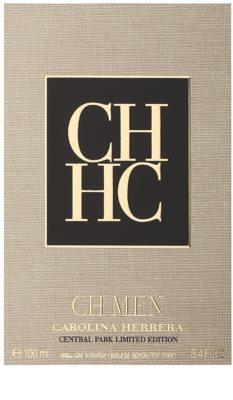 Carolina Herrera CH Men Central Park Eau de Toilette para homens 1