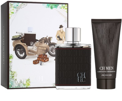 Carolina Herrera CH CH Men Gift Set