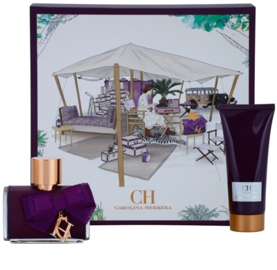 Carolina Herrera CH Sublime ajándékszettek