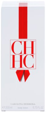 Carolina Herrera CH Körperlotion für Damen 2