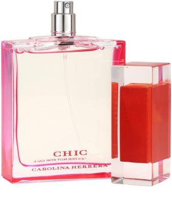 Carolina Herrera Chic парфюмна вода тестер за жени 1