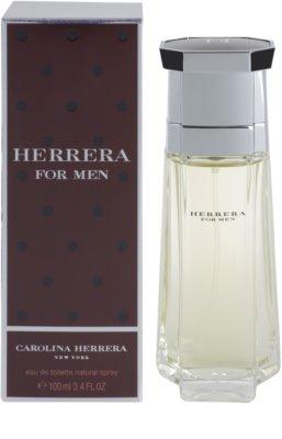 Carolina Herrera Herrera For Men Eau de Toilette pentru barbati