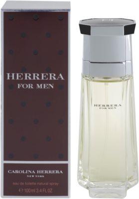 Carolina Herrera Herrera For Men toaletna voda za moške