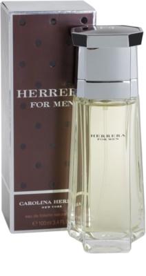 Carolina Herrera Herrera For Men eau de toilette para hombre 1