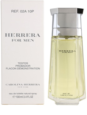 Carolina Herrera Herrera For Men туалетна вода тестер для чоловіків 2
