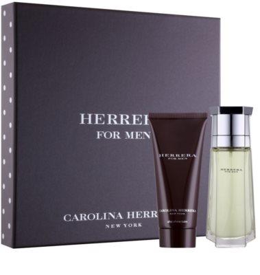 Carolina Herrera Herrera For Men ajándékszettek