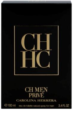 Carolina Herrera Men Privé toaletní voda pro muže 4