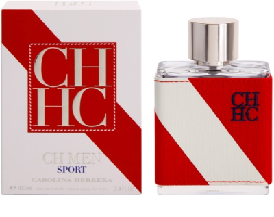 Carolina Herrera CH CH Men Sport Eau de Toilette pentru barbati