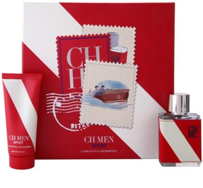 Carolina Herrera CH CH Men Sport ajándékszettek