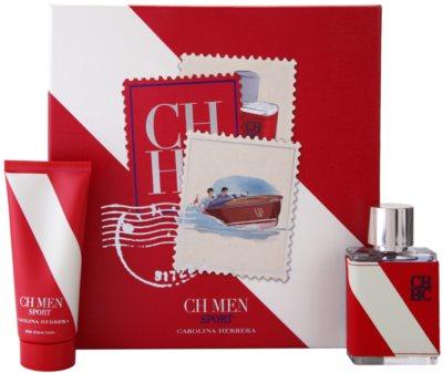 Carolina Herrera CH CH Men Sport Geschenksets