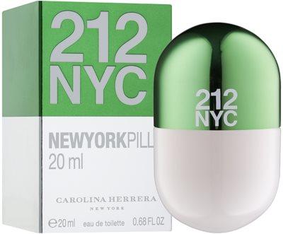 Carolina Herrera 212 NYC Pills Eau de Toilette für Damen 1
