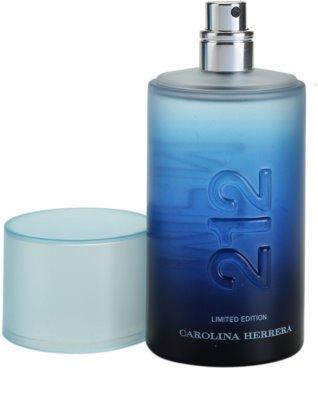 Carolina Herrera 212 Men Summer eau de toilette férfiaknak 3