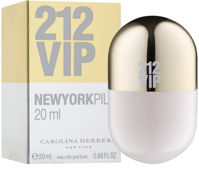 Carolina Herrera 212 VIP Pills eau de parfum nőknek 1
