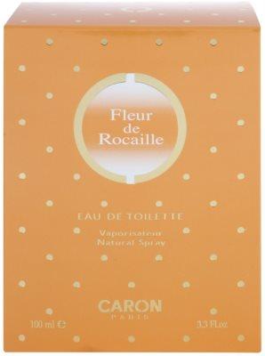 Caron Fleur de Rocaille Eau de Toilette für Damen 3