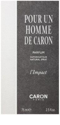 Caron Impact Pour un Homme парфюмен екстракт за мъже 5