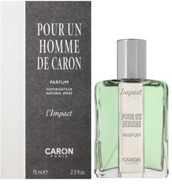 Caron Impact Pour un Homme Парфуми екстракт для чоловіків
