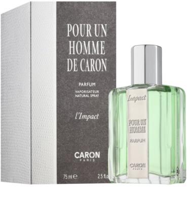 Caron Impact Pour un Homme парфюмен екстракт за мъже 1