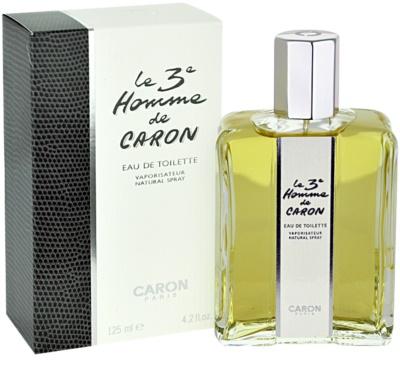 Caron Le 3 Homme eau de toilette para hombre