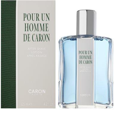 Caron Pour Un Homme borotválkozás utáni arcvíz férfiaknak
