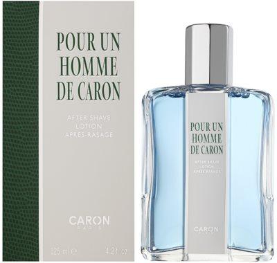 Caron Pour Un Homme woda po goleniu dla mężczyzn