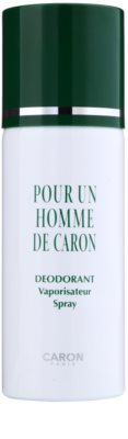 Caron Pour Un Homme deodorant Spray para homens