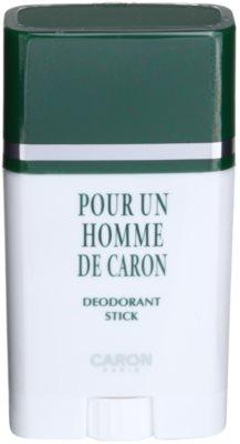 Caron Pour Un Homme dezodorant w sztyfcie dla mężczyzn
