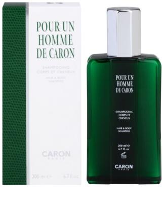 Caron Pour Un Homme gel za prhanje za moške