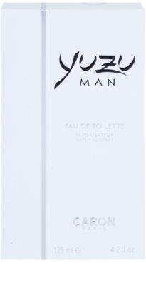 Caron Yuzu toaletna voda za moške 4