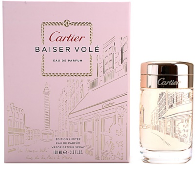 Cartier Baiser Volé D´Amour Limited Edition Eau De Parfum pentru femei