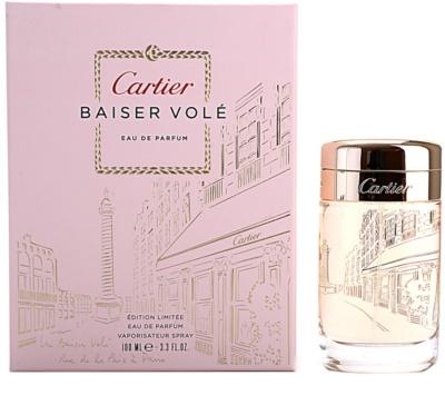 Cartier Baiser Volé D´Amour Limited Edition parfumska voda za ženske