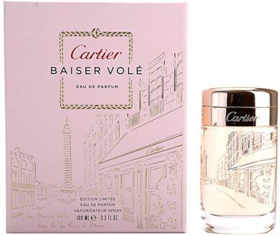 Cartier Baiser Volé D´Amour Limited Edition woda perfumowana dla kobiet