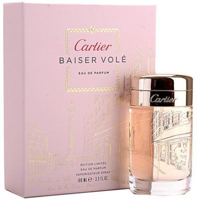 Cartier Baiser Volé D´Amour Limited Edition eau de parfum para mujer 1