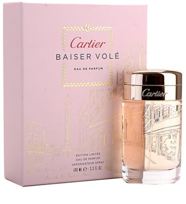 Cartier Baiser Volé D´Amour Limited Edition parfumska voda za ženske 1