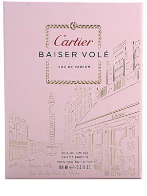 Cartier Baiser Volé D´Amour Limited Edition eau de parfum para mujer 4