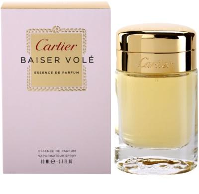 Cartier Baiser Volé Essence De Parfum eau de parfum nőknek