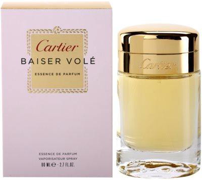 Cartier Baiser Volé Essence De Parfum парфумована вода для жінок