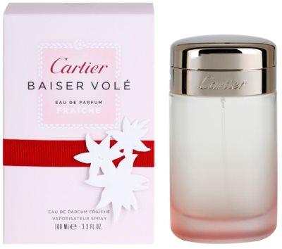 Cartier Baiser Volé Fraiche Eau De Parfum pentru femei