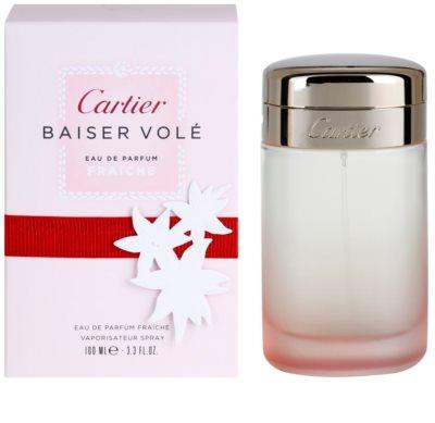 Cartier Baiser Volé Fraiche parfumska voda za ženske