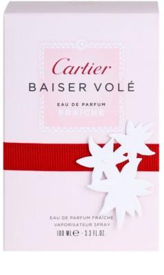 Cartier Baiser Volé Fraiche парфумована вода для жінок 4