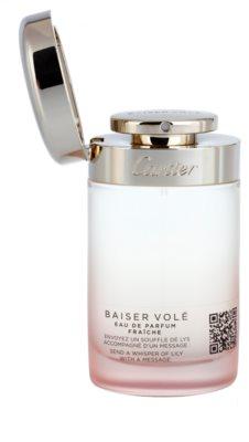 Cartier Baiser Volé Fraiche eau de parfum teszter nőknek 2