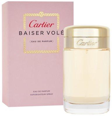 Cartier Baiser Volé parfémovaná voda pro ženy