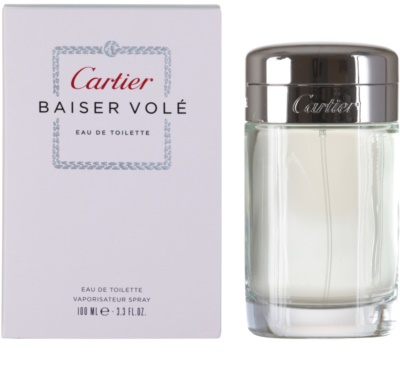 Cartier Baiser Volé eau de toilette nőknek