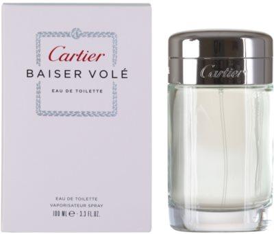 Cartier Baiser Volé eau de toilette para mujer